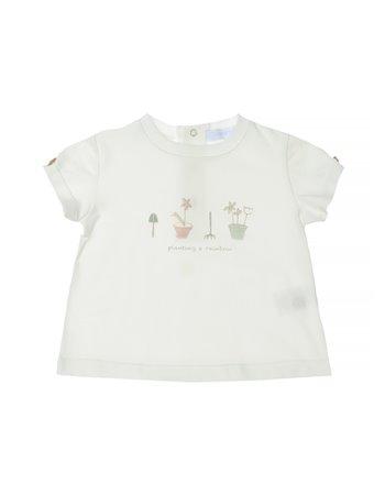 T-shirt jardinière