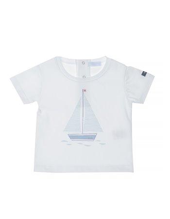 T-shirt voilier