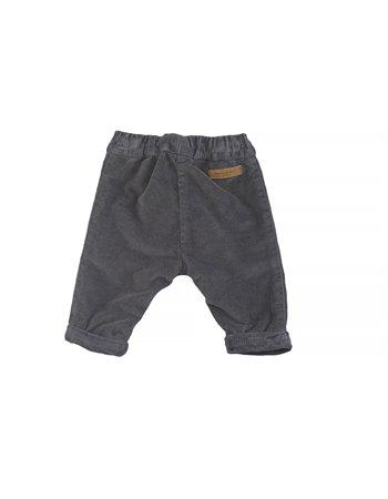 Pantalon en velours cannelé