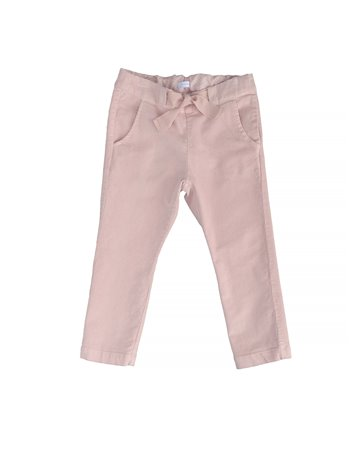 Pantalon ruban canvas
