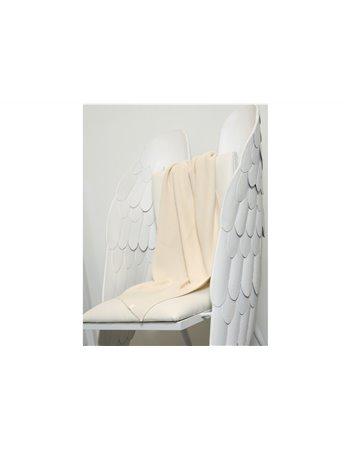 9196 Manta tricot de bébé