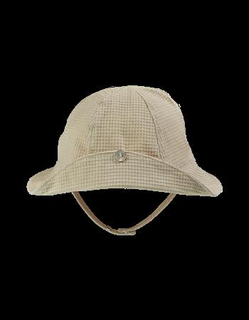 Chapéu em piqué/favo verde