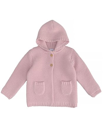 Gilet tricoté laine