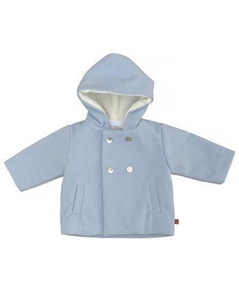 Manteau avec doublure polaire